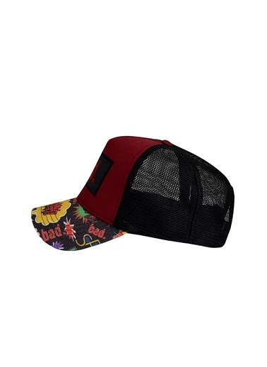 Bad Bear Şapka Mor